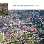 Ubicación de Class Suites, proyecto en Medellín de CrearCimientos