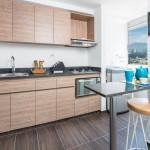 Manzana Once Apartamentos Sabaneta Cocina