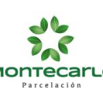 Logo a color de la parcelación Montecarlo en el oriente antioqueño de Crear Cimientos